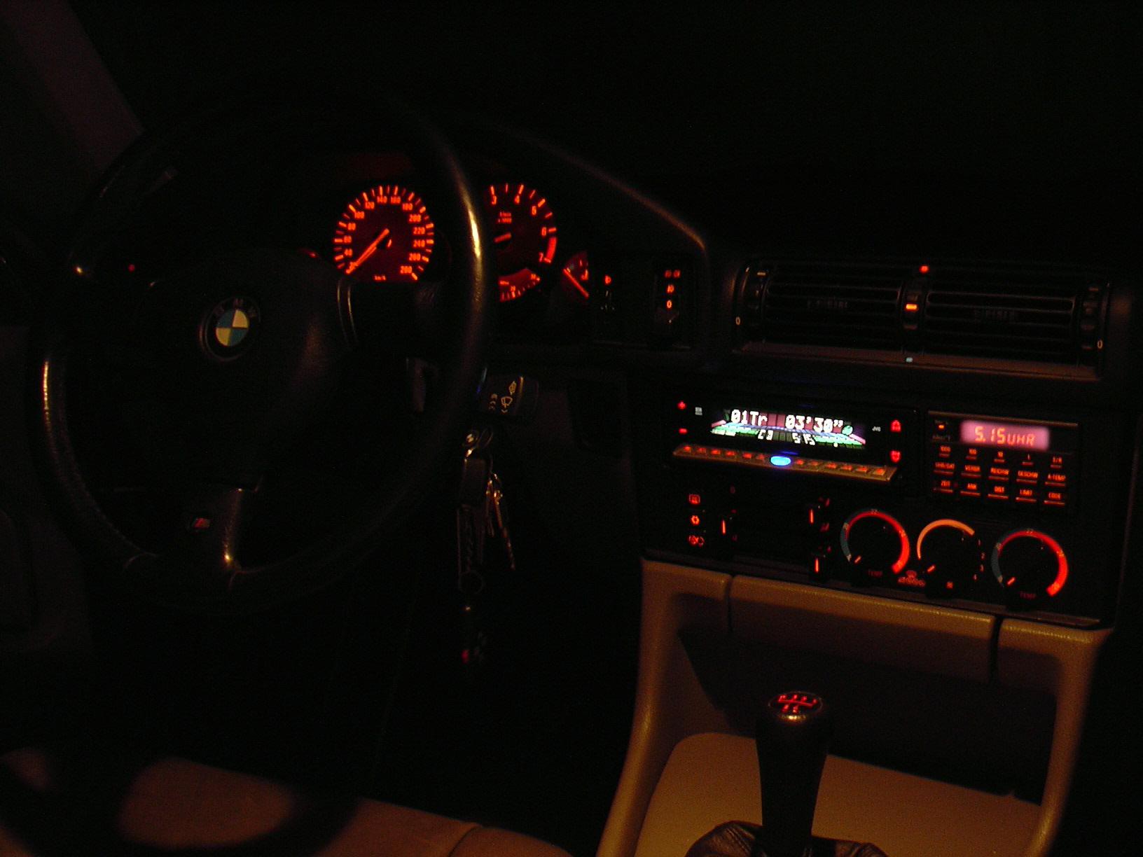 7 Series Interior Illumination In E34 Archive